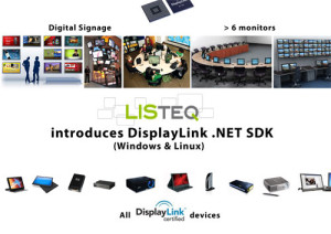 Listeq-DisplayLink-SDK